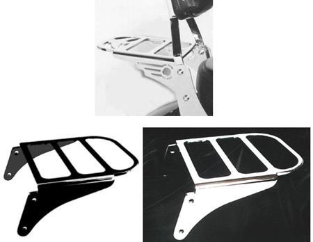 Backrest And Luggage Racks