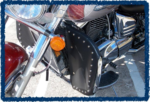 Engine Guards for Honda Shadow 1100 Aero