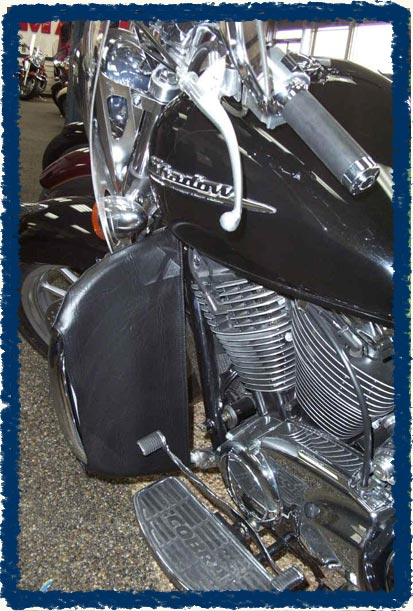 Engine Guards for Honda Shadow 1100 ACE