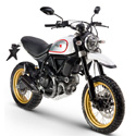 Parts Ducati Scrambler Sixty2, Icon, Classic, Full Throttle, Café Racer, and Desert Sled (2017-)