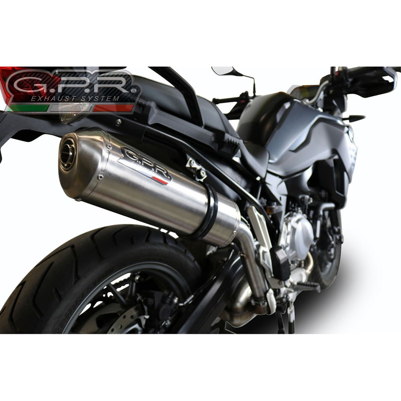 Exhausts for BMW F700GS