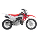 Parts for Honda CRF110 & CR125R