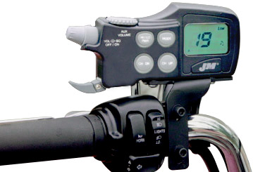 Communicators for Adventure Motorcycles