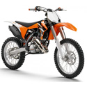 Parts for KTM 125/144/150/200 XC, EXC and SX models