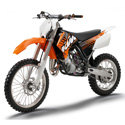 Parts for KTM 85SX/TC & 105SX