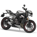 Parts for Triumph Street Triple R/S/RS 2017