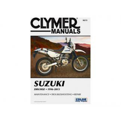 Clymer Repair Manuals for Motorcycles