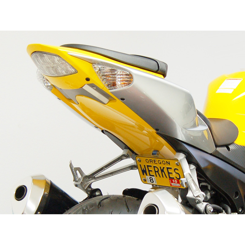 Body Accessories for Suzuki GSX-R1000 (2007-2008)