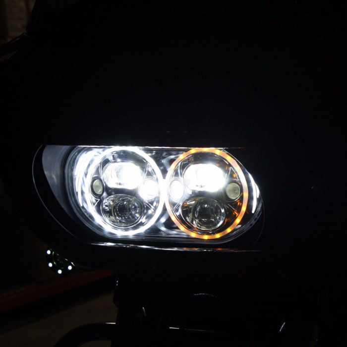 Lighting for Harley-Davidson Touring