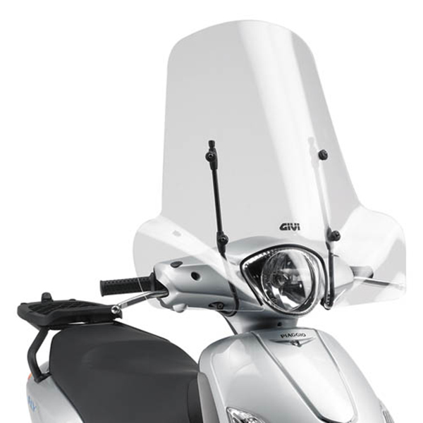 givi a107a windshield fitting kit for piaggio liberty 50,125,150