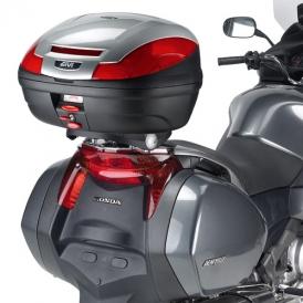 Top Case Moto Guzzi Nevada 750 Givi Monolock E300NT2 nero