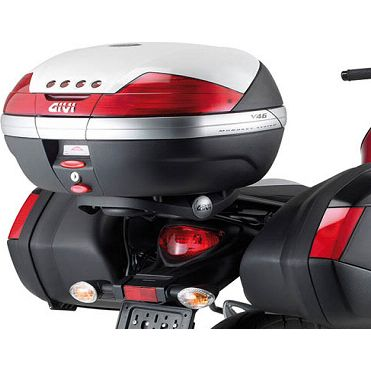 Luggage for Suzuki SFV650 Gladius