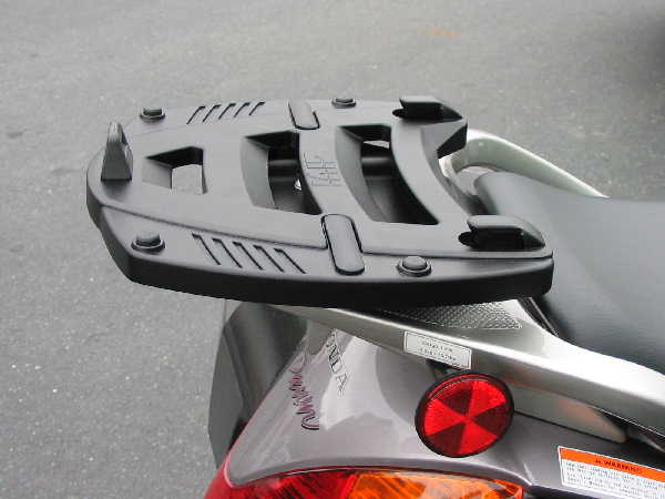 Luggage for Honda ST1300