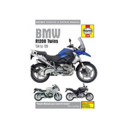 Tools for BMW R1200GS & Adventure (2008-2012)