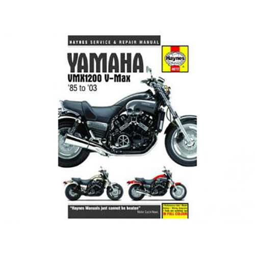 Tools for Yamaha V-Max 1200