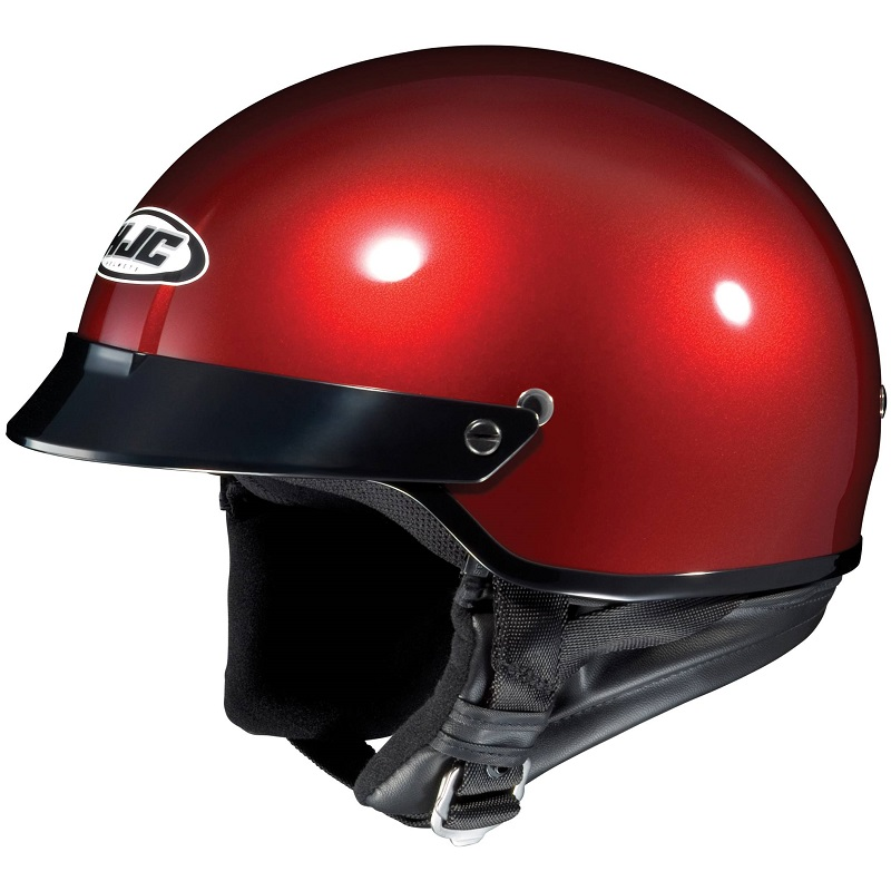 Open Face HJC Helmets