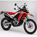 Parts for Honda CRF250L and Rally 2017