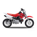 Parts for Honda CRF50, CRF70, XR50, XR70