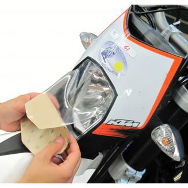 JMH Headlight Guards for Motorcycles