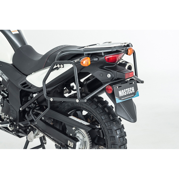 Mastech Luggage Mounts for Motorcycles