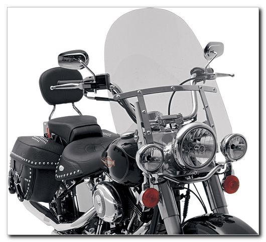 Windshields for Harley-Davidson FXR