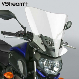 National Cycle N20330 VStream Windshield for Yamaha MT-07 / FZ-07 (2018-)