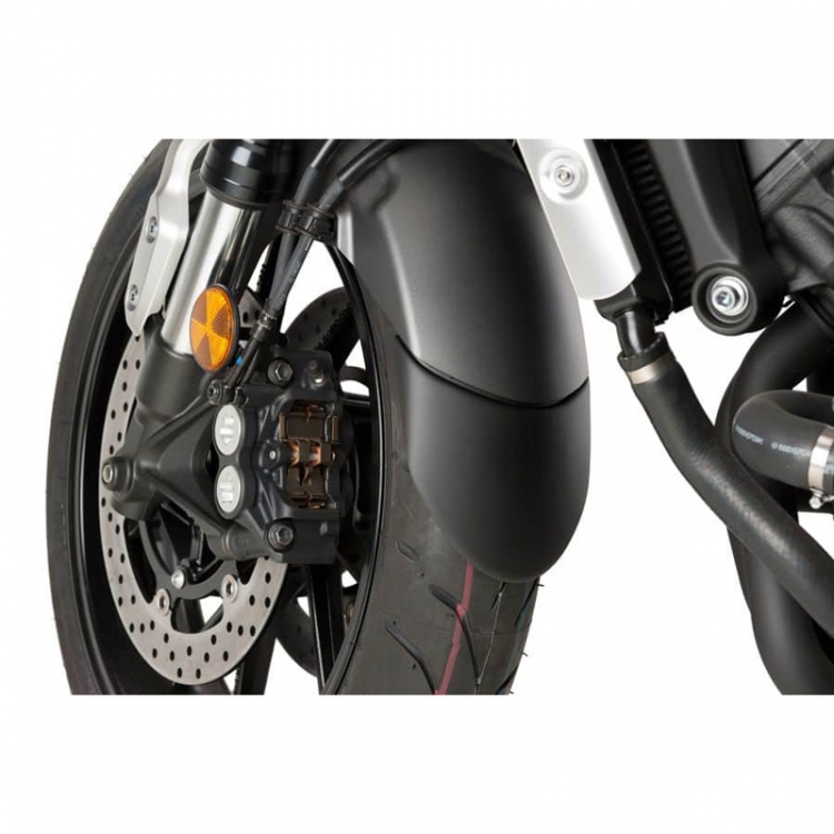 Chrome Kuryakyn Curved License Plate Mount Compatible for Harley Davidson FLHX Street Glide 2010-2017