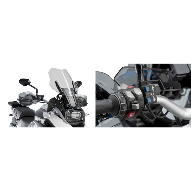 Windshields for BMW R1250GS