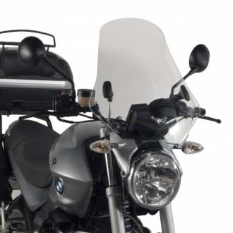 Windshields for BMW R1200R