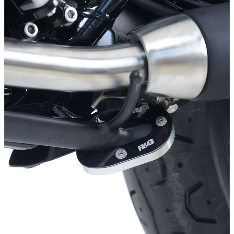 Sidestand Foot Enlarger from R&G Racing