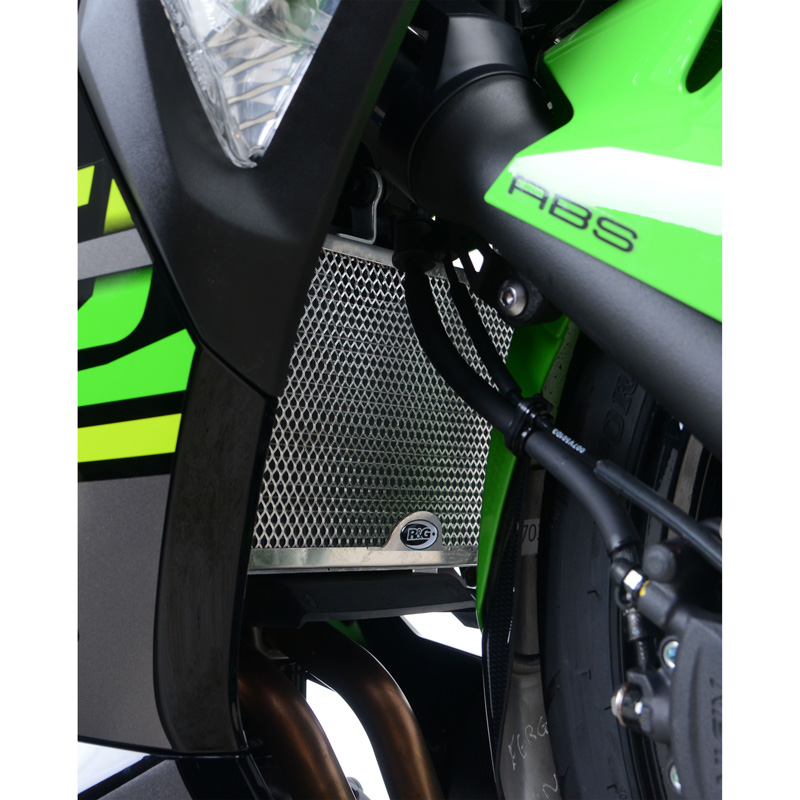 Radiator Guards from R&G Racing