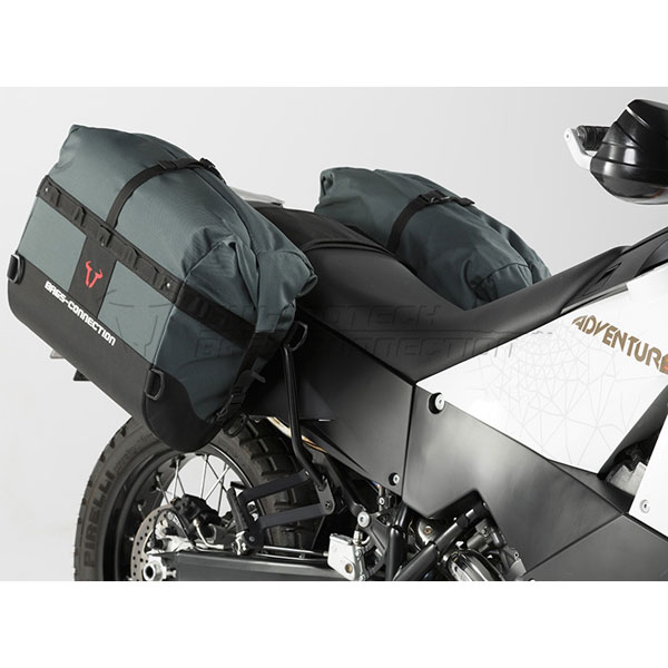 Dakar Saddlebags from Sw-Motech
