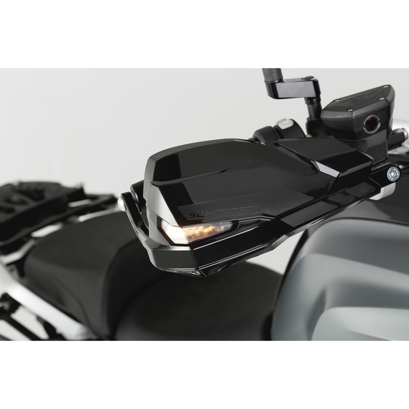 Handguards for BMW R1200R