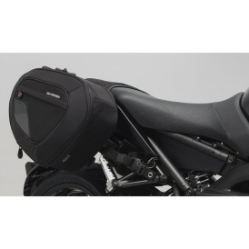GIVI 2115FZ Specific Monorack Arms For Topcase Yamaha FZ-09