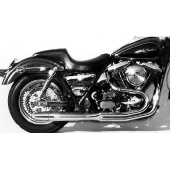 Exhausts for Harley-Davidson FXR