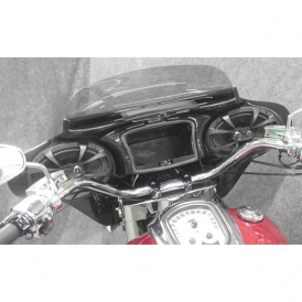 TKY Boox One Storage Fairing with Amp, Bluetooth Remote and 6
