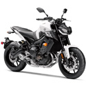 Parts for Yamaha FZ-09 / MT-09 2017