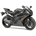 Parts for Yamaha YZF-R6 (2008-2007)