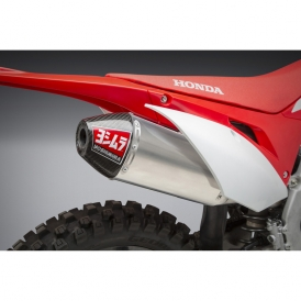 Yoshimura 224500D320 Enduro RS-4 Full Exhaust for Honda CRF450X (2019-)