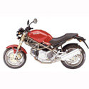 Parts and accessories for Ducati Monster 400 motorcycles
