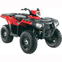 Parts and Accessories for POLARIS' Sportsman 550 and 800 ATVs