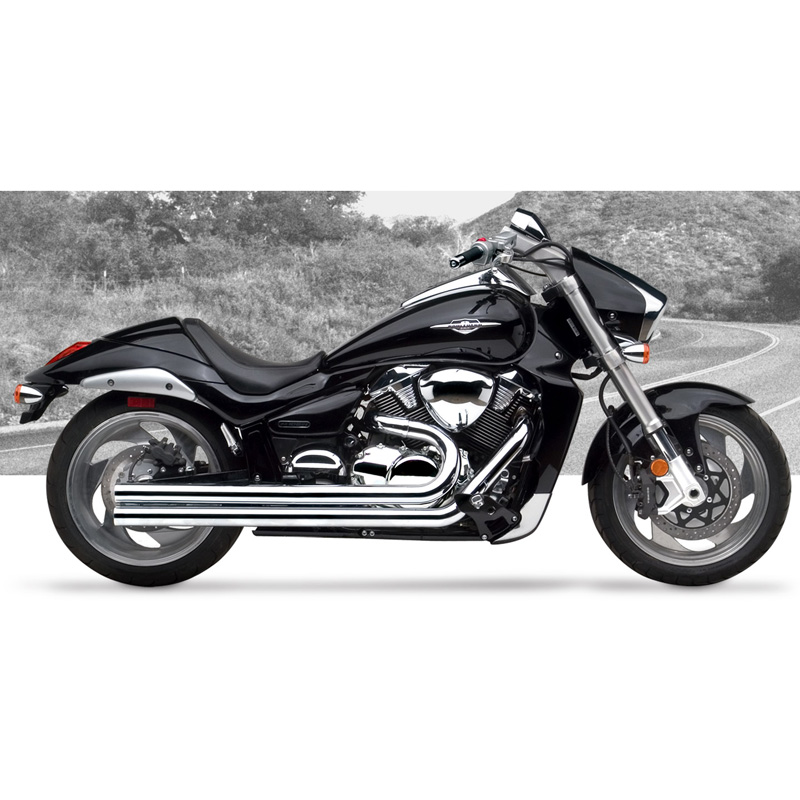 Exhausts for Suzuki Boulevard M109R