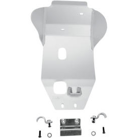 Moose Racing M236 Aluminum Skid Plate, Silver for KTM 400/450/520/525  EXC/MXC/SX