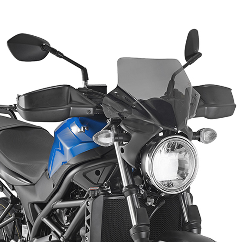 Windshields for Suzuki SV650S (2017-)