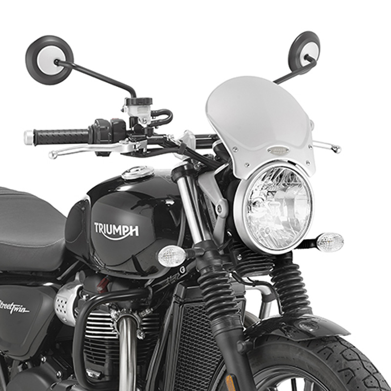Windshields for Triumph Bonneville