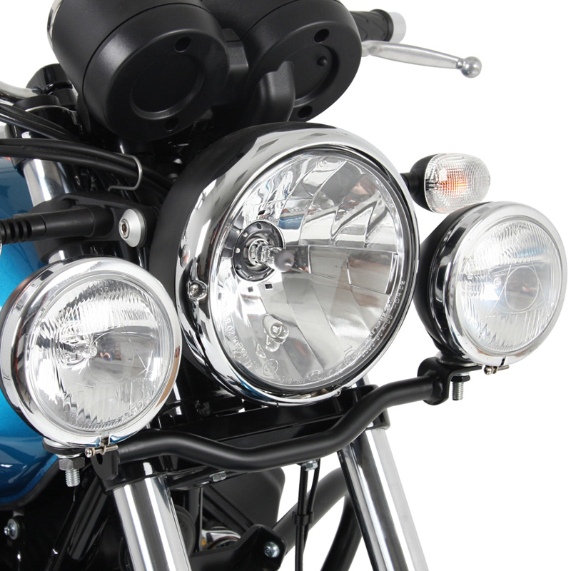 Lighting for Moto Guzzi V7III