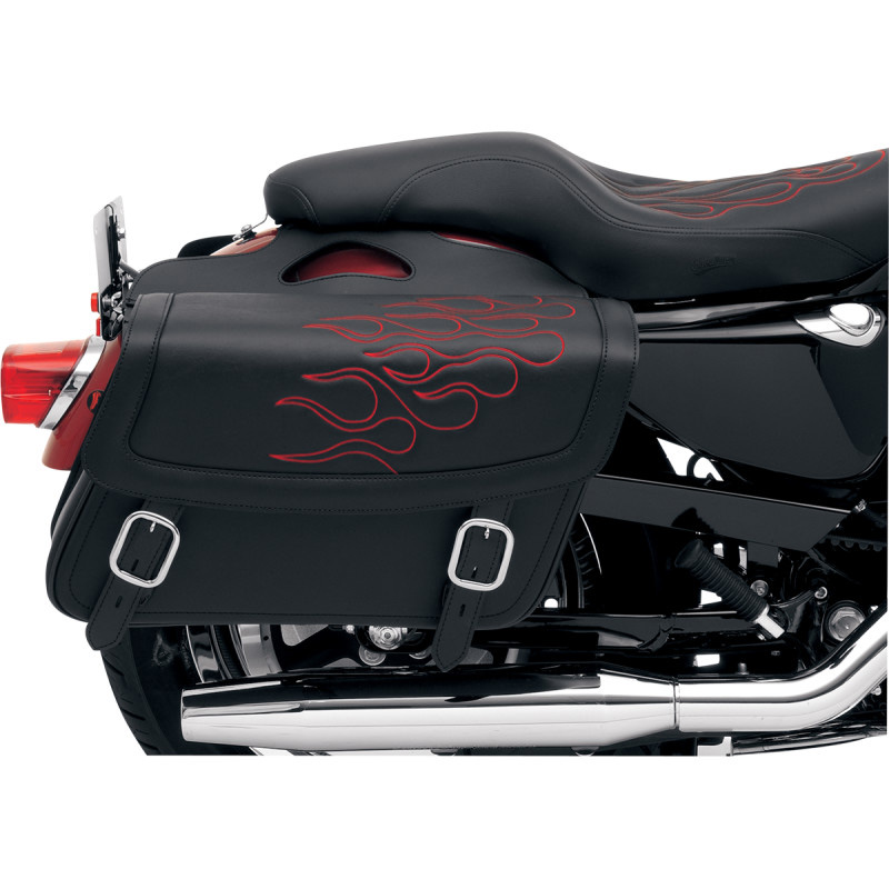Luggage for Harley-Davidson FXR