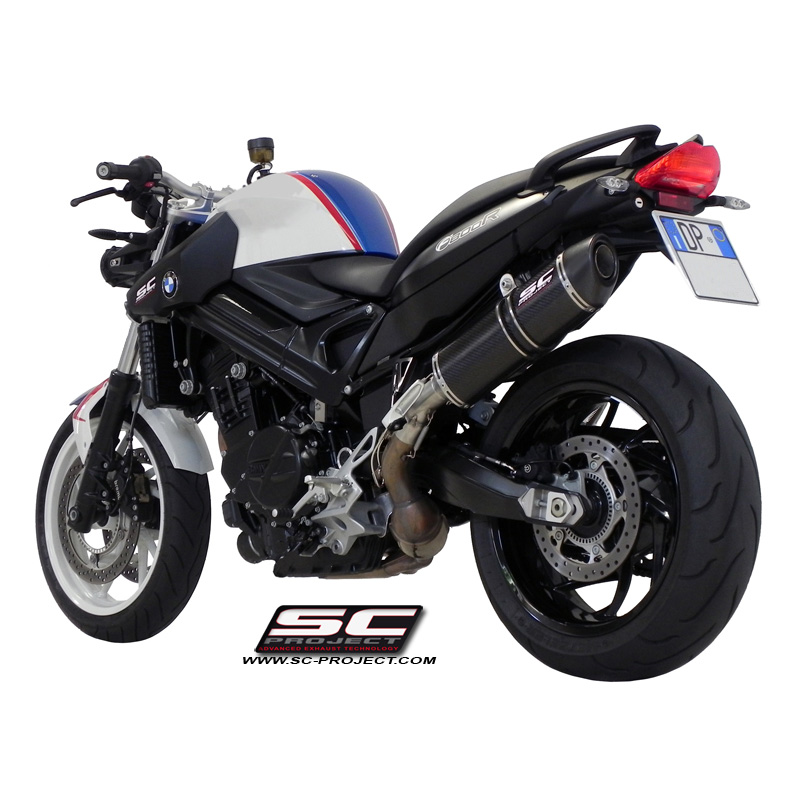 Exhausts for BMW F800R