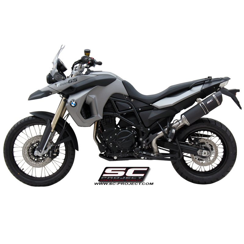 Exhausts for BMW F800GS