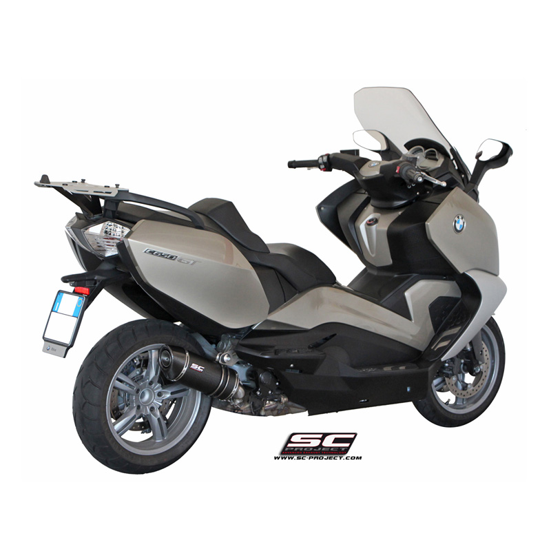 Exausts for BMW C650GT
